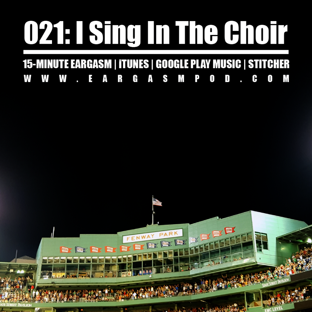 021: I Sing In The Choir